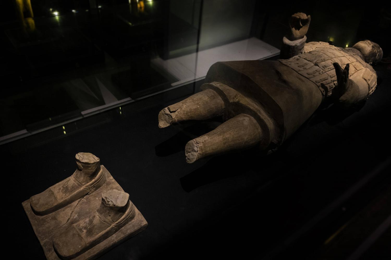 西安兵马俑博物馆,人比俑多怎么玩?