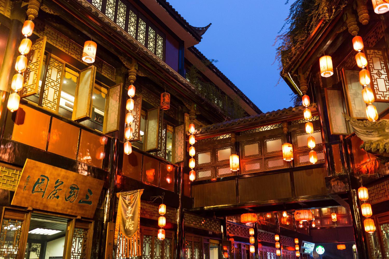 四川成都自驾游最佳路线,宽窄巷子,熊猫基地,春熙路攻略