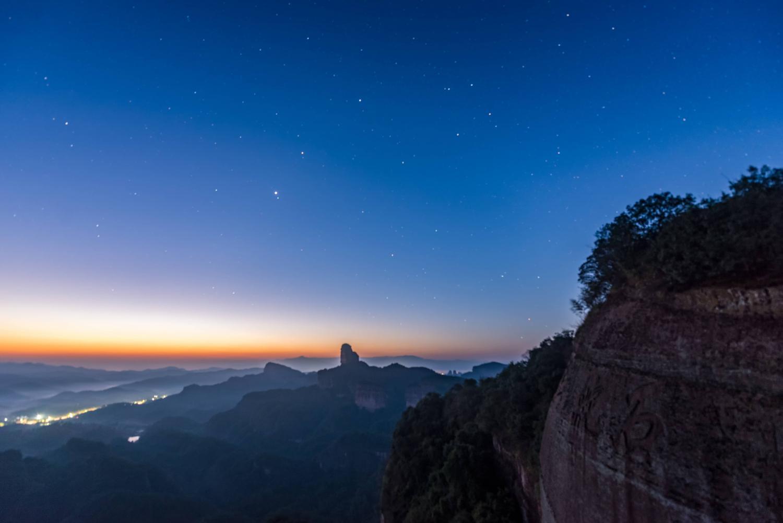 广州周边游:韶关丹霞山两天一夜自由行攻略