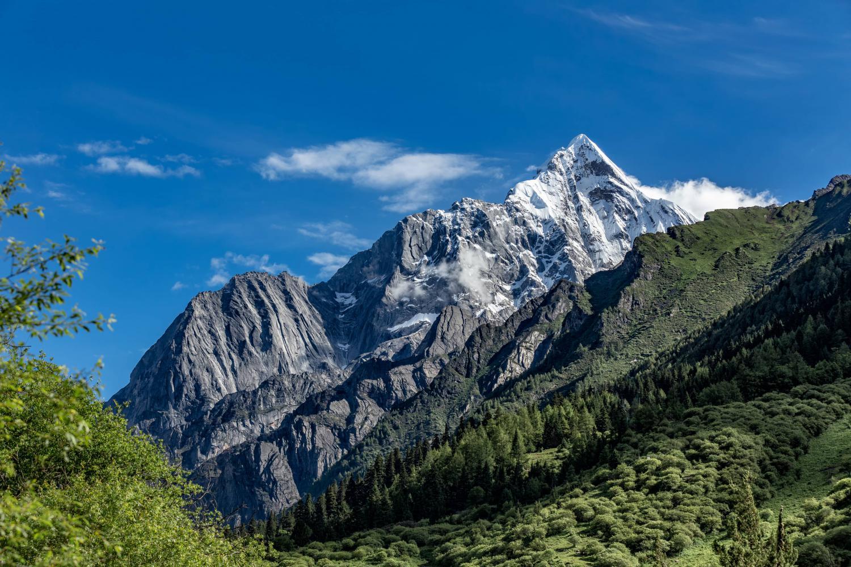 四川西部丹巴藏寨自驾游七天,四姑娘山,丹巴,新都桥,康定攻略