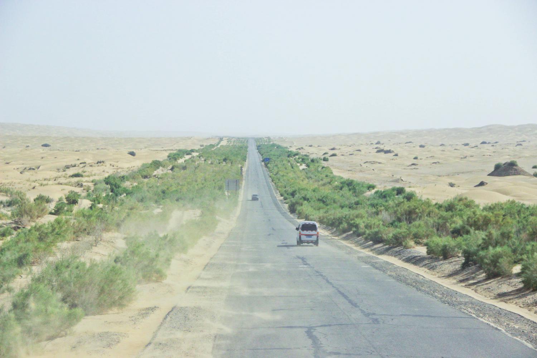 与沙共舞,穿越塔克拉玛干沙漠公路,必备!