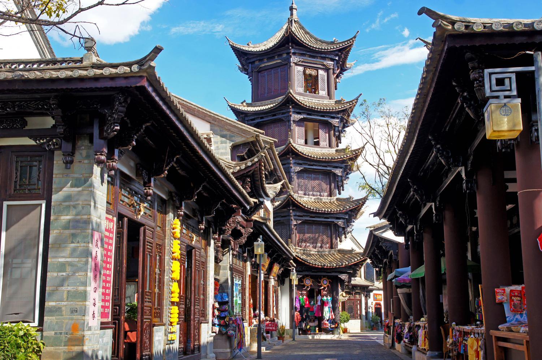 云南五天四晚旅游攻略,玉龙雪山,崇圣寺三塔,蓝月谷