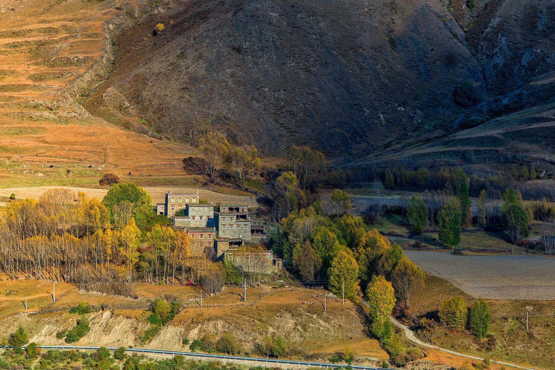 2021秋季【星球净土】最后的香格里拉稻城·亚丁丨摄影家天堂新都桥丨塔公草原5日自驾游