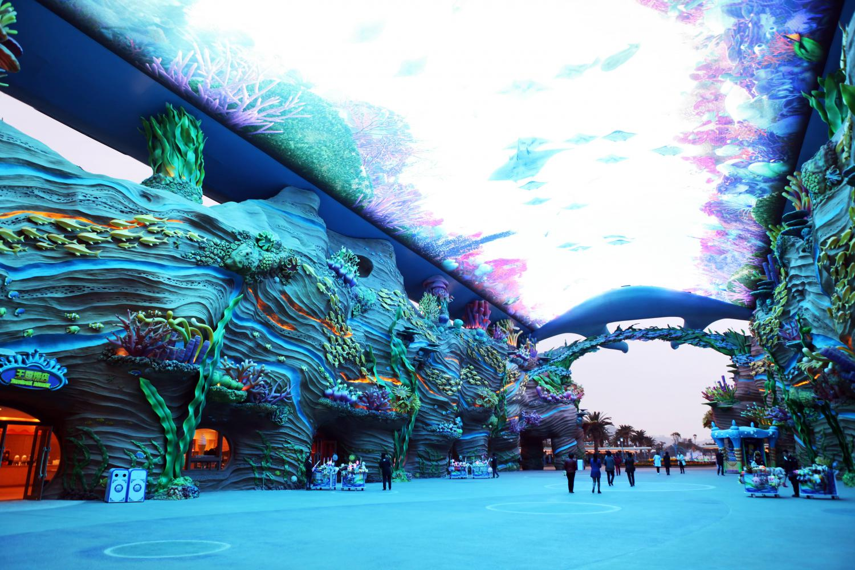 珠海旅游,长隆世界,high起来!