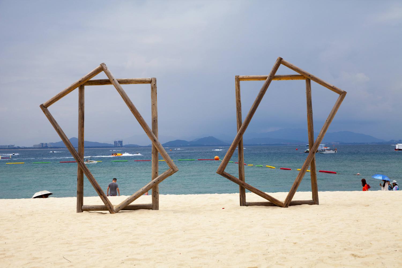 最受欢迎的三亚自驾游景点推荐,南山观音,蜈支洲岛,亚龙湾