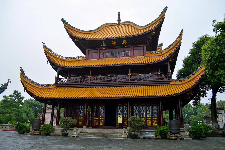北京到湖北9日自驾游攻略:黄鹤楼,吴王古都,荆州古城,三峡大坝