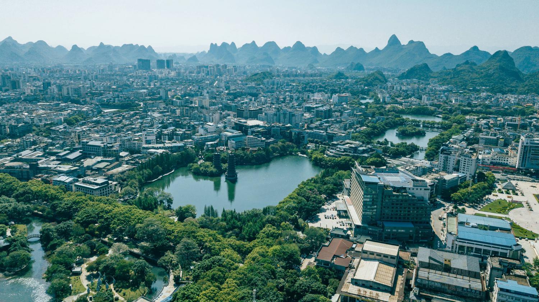 自驾游桂林十大景点,桂林自驾游美景攻略