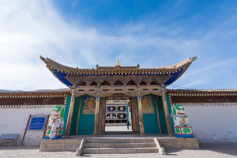 北京出发青海13日自驾游路线,夏琼寺-群加国家森林公园-阿尼玛卿山