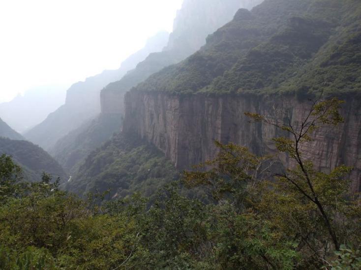 武汉出发河南挂壁公路4日自驾游:嵩山少林寺-南太行挂壁公路4日自驾游