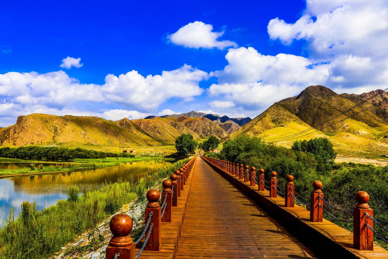 甘南果洛7日自驾游攻略,扎尕那-郎木寺-三江源-坎布拉国家公园