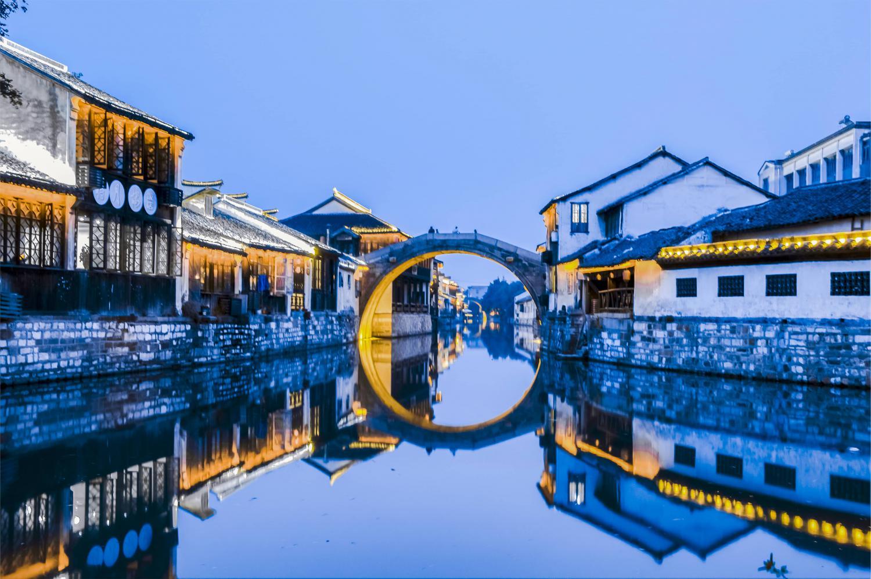 北京到江南7日自驾游攻略:巢湖中庙,江南水乡,苏州园林,沙家浜