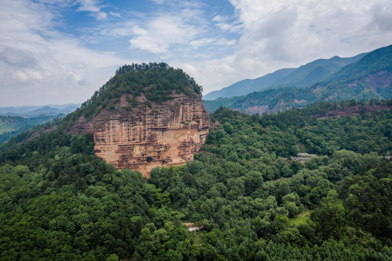天水麦积山石窟自助游攻略,旅游攻略