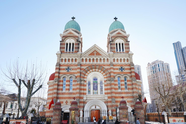 天津最美教堂,西开教堂游玩注意事项