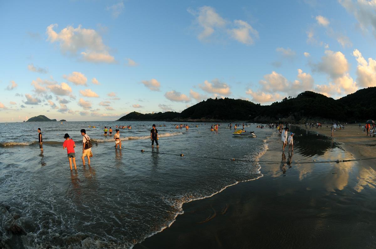 宁波象山松兰山海滨旅游度假区两日自驾游攻略