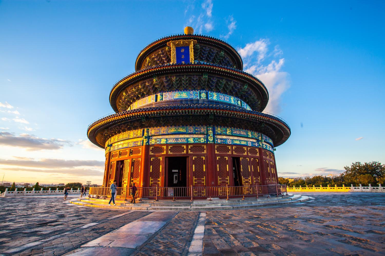 悠闲故宫,极致北京,行走在无比惬意的风景中