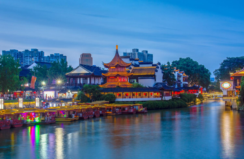 南京免费景点,八大推荐