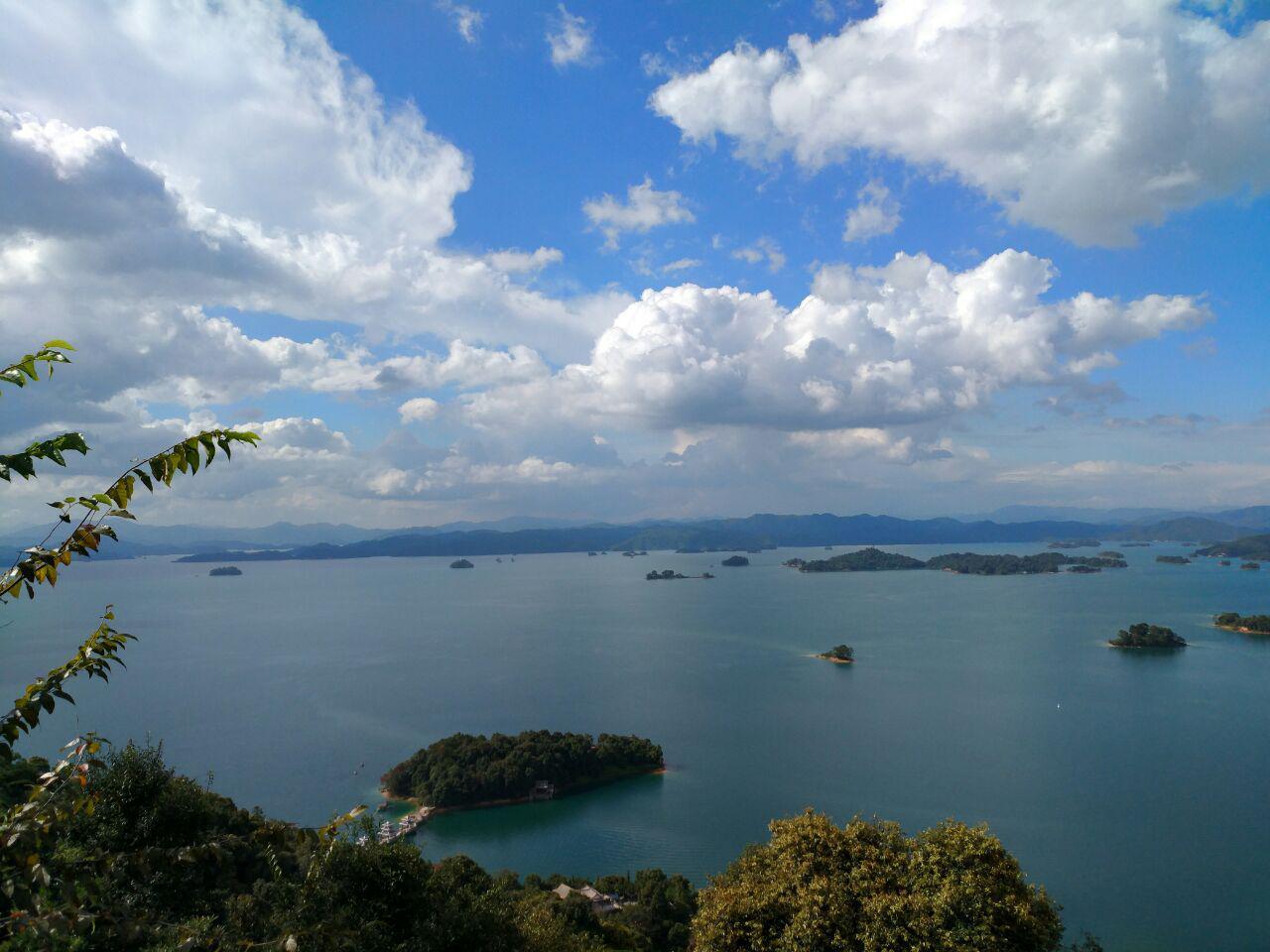 忽然想去看看,镜花缘,万绿湖是不是依旧美?