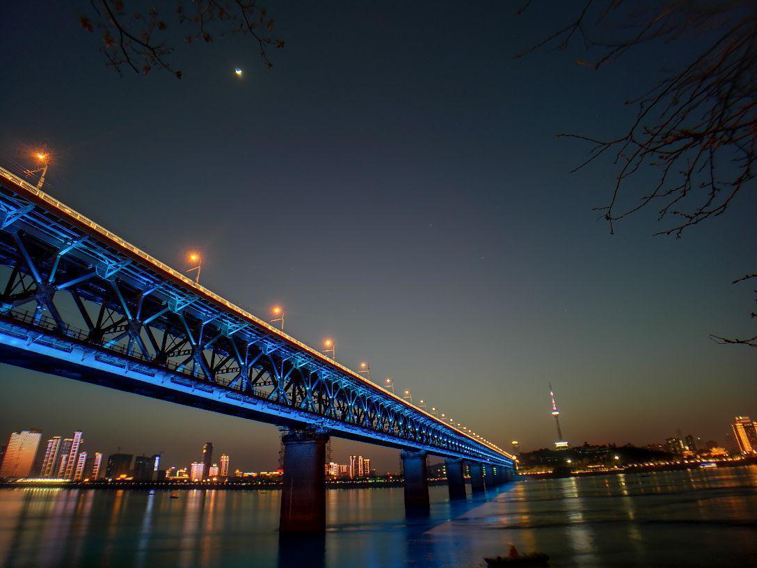 英雄武汉城的长江大桥,武汉旅游攻略