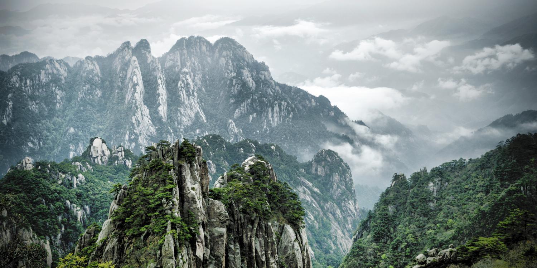 黄山自驾游图片
