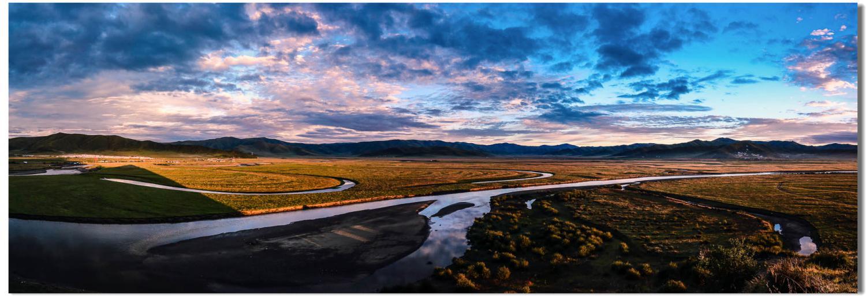 红原月亮湾草原生态旅游攻略