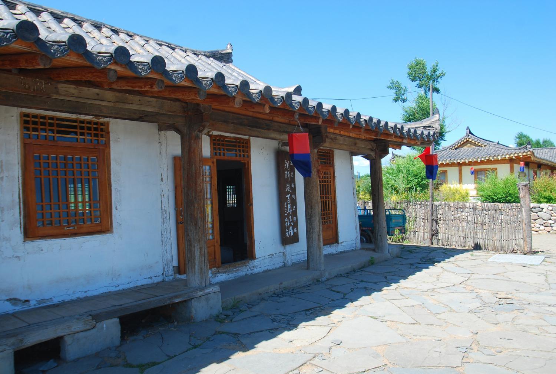 吉林延边,中国小朝鲜,边境小城