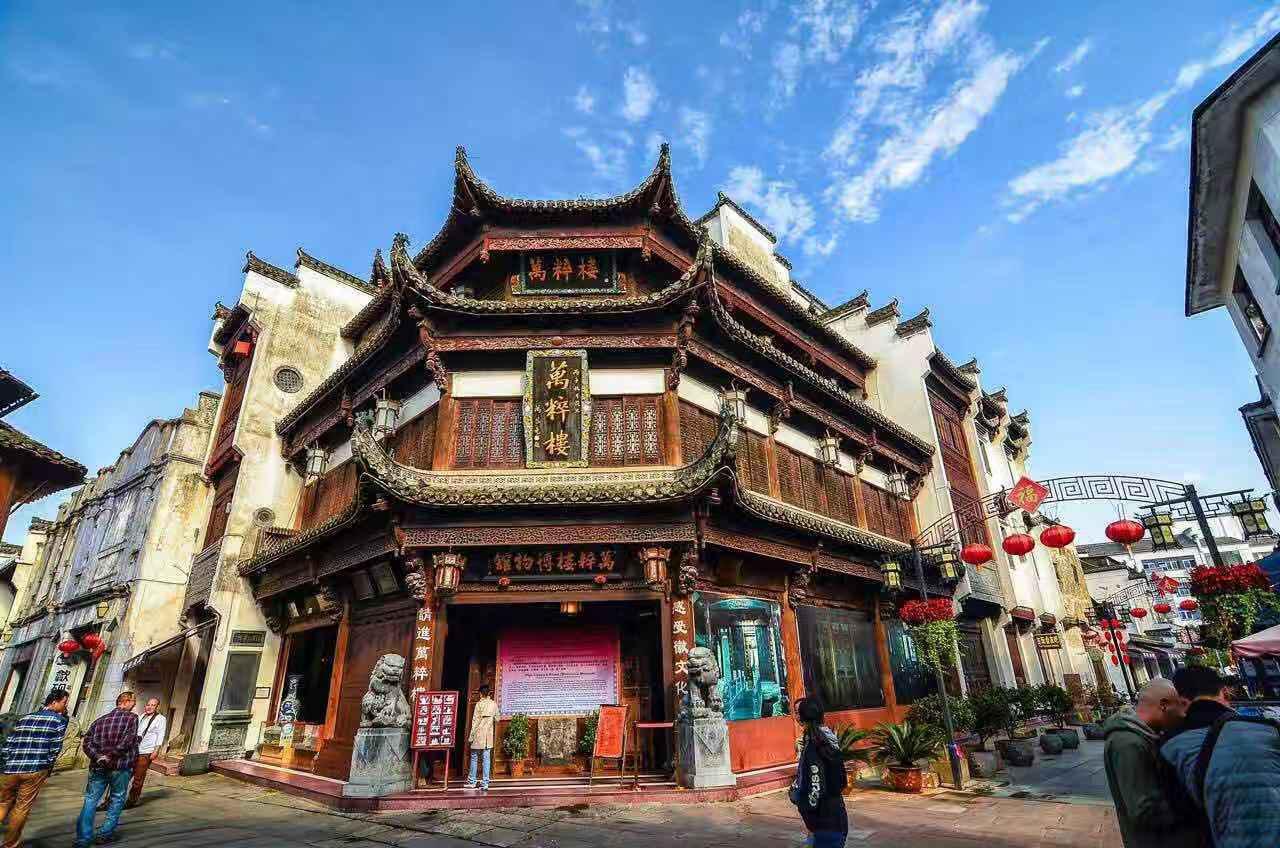 亳州自驾游图片