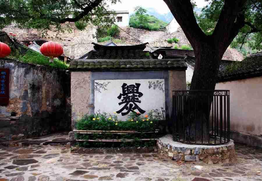 """百年古村""""爨""""cuān底下村,游玩攻略"""