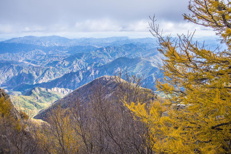 雾灵有四季,景色各不同,雾灵山游玩攻略