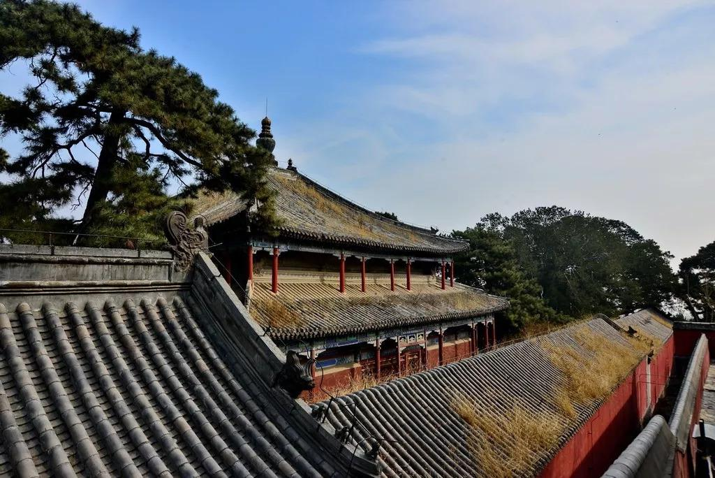 京西圣景,戎台寺旅游攻略