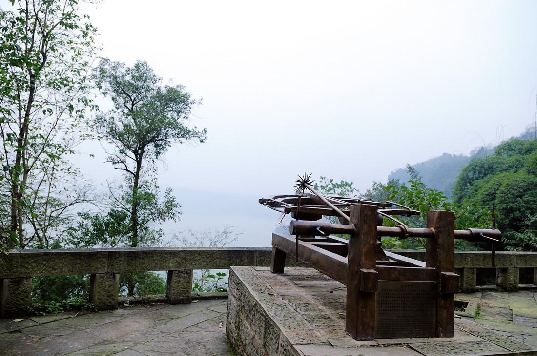 合川钓鱼城旅游,这里的故事很精彩