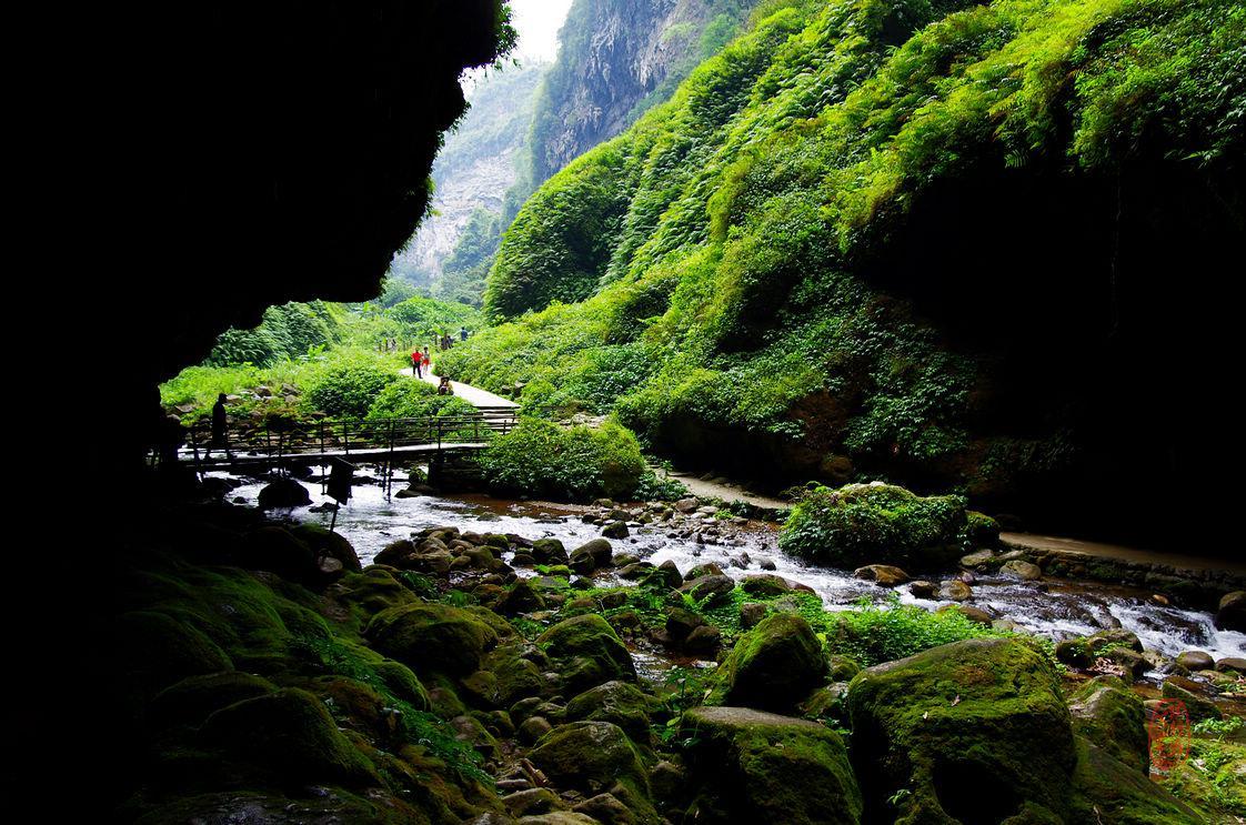 真正的通灵大峡谷,原来是这样...