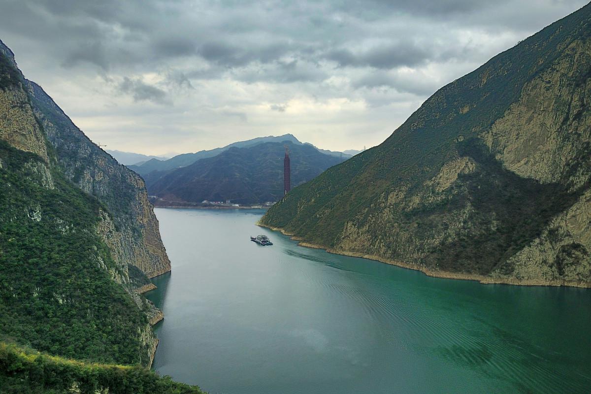 湖北品三峡,赏西陵峡韵味