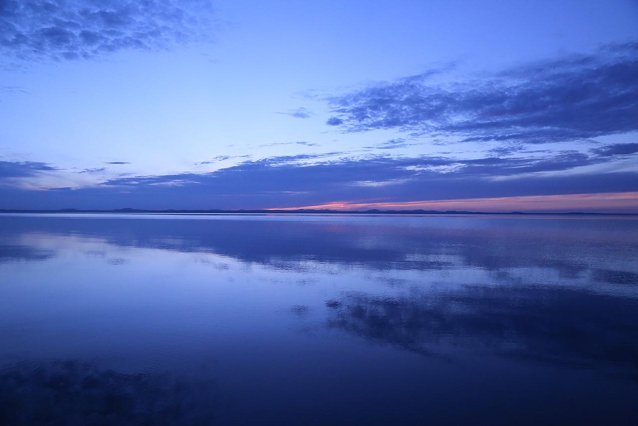 达里诺尔湖旅游,看看飞鸟喜欢的地方