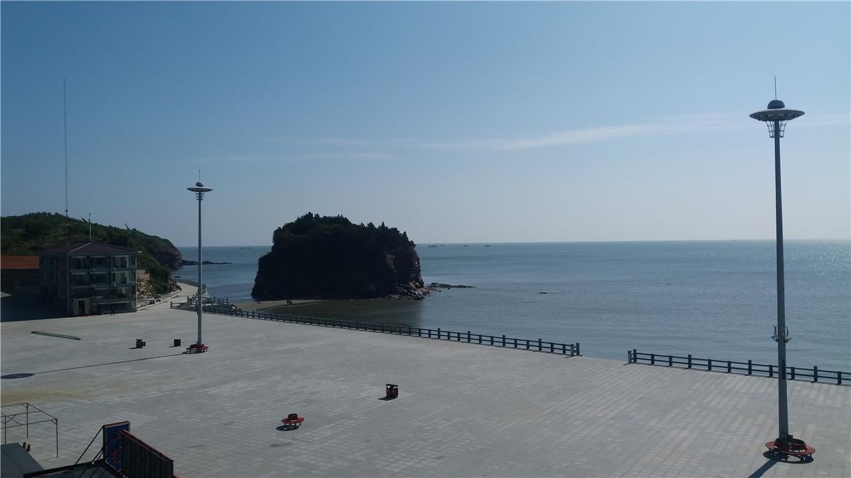 丹东旅游,东港獐岛的闲适