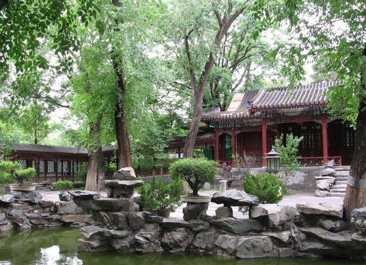 看!北京旅游景点,有这些图片和坑