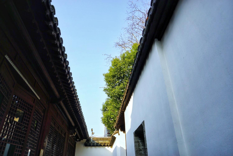 沉默不言的千年古建,甘熙故居
