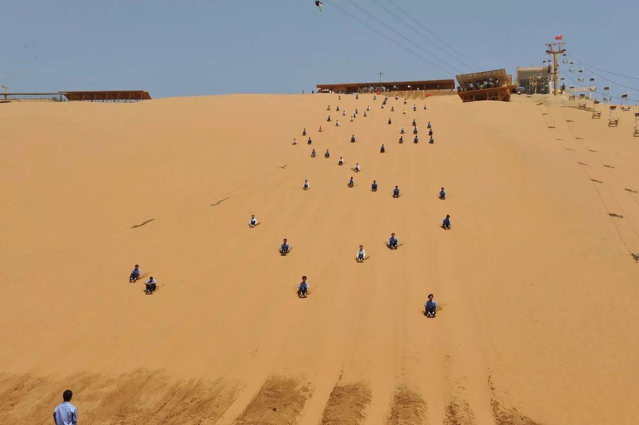 合肥到银川旅游,沙漠游玩攻略