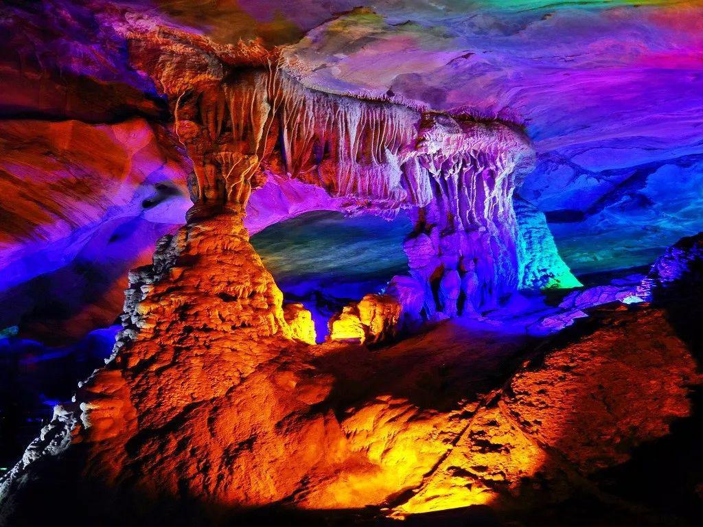 洞中寻宝,天然大迷宫的龙崆洞