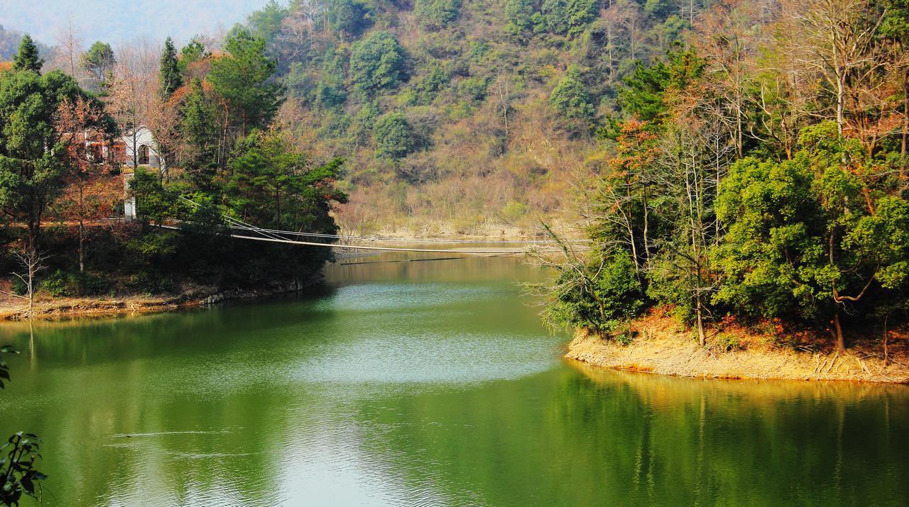 九江自驾游,去龙源峡玩两天